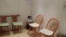 Salle d'attente Annecy